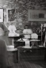 Perry Shall | 2019 (Sweeney Bob) Tags: 35mm film ilfordhp5 grain portrait philadelphia philly bobsweeney perryshall