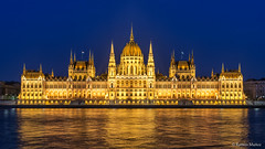 DSC7464 El Parlamento, Budapest, Hungría (Ramón Muñoz - Fotografía) Tags: hungría budapest buda pest országház el parlamento