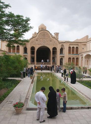 Qajar Era Mansion, Kashan, Iran (2010)