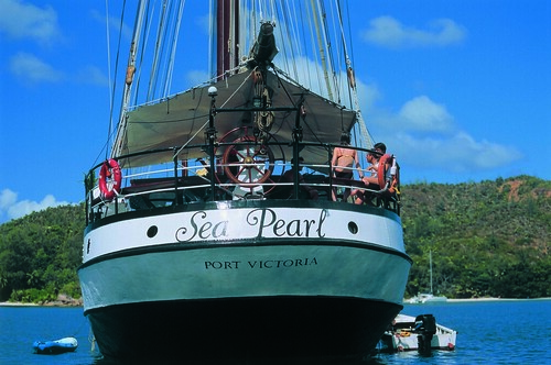 Sea Pearl @ Serge Marizy