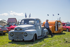 Stirling Classics 2019 (<p&p>photo) Tags: us usa unitedstatesofamerica america american americanclassics americanclassic car americanclassiccar americanclassiccars grey 1950 50s 1950s fifties ford truck fordpickuptruck pickuptruck fordtruck ywg923 stirlingdistrictclassiccarclub classiccarclub stirlingdistrict stirling stirlingshire bridgeofallan stirlinganddistrict stirlinganddistrictclassiccarclubshow stirlingdistrictclassiccarclubshow district classic club show scotland classiccarshow classiccar classiccars cars may2019 may 2019 worldcars