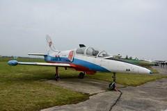 Slovak Air Force, AERO L-39V Albatros (j.ersil) Tags: aircraft military jet trainer aerovodochody piešťany airport festival letectva airshow slovak air force museum retired l39 albatros bielealbatrosy