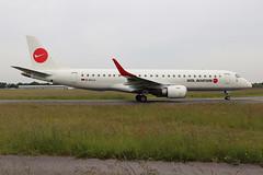 Embraer ERJ-190LR (ERJ-190-100 LR) WDL Aviation D-ACJJ (Niko Hpx) Tags: regionaljet e190 e190lr embraererj190lr erj190lr wdlaviation dacjj embraer msn114 cn114 190lr ptsqi ge cf3410e7 gecf3410e7 generalelectric embraer190 embraer190lr erj190100lr