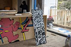 DSC_9048-processed (Chairman Ting) Tags: blog post artinstallation mural chairmanting carsonting characters art illustration muralart saltspringisland customhome nikond600 nikkor50mm documentation