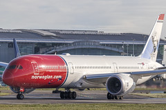 G-CKWP   Norwegian Air UK   Boeing B787-9 Dreamliner   CN 63318   Built 2018   DUB/EIDW 02/04/2018 (Mick Planespotter) Tags: aircraft airport b787 b789 2019 dublinairport collinstown nik sharpenerpro3 gckwp norwegian air uk boeing b7879 dreamliner 63318 2018 dub eidw 02042018