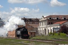 Gr940.041 (Alessandro Ruelé) Tags: gr940041 gr940 vapore steamtrain fondazionefs trenoavapore train ferrovie ferrovieturistiche