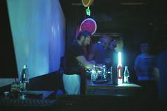 (Just A Stray Cat) Tags: kodak ultramax 400 guts france bulgaria sofia paris dj hip hop after all club night olympus stylus epic mju ii 35 mm 35mm film analog analogue