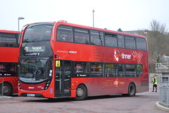 First Kernow 33457 WK66CCU (Will Swain) Tags: truro 16th november 2018 bus buses transport travel uk britain vehicle vehicles county country england english first kernow 33457 wk66ccu