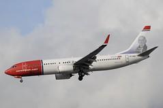LN-NGF (LIAM J McMANUS - Manchester Airport Photostream) Tags: lnngf norwegianairshuttle norwegian nax dy norwegiancom norshuttle hcørsted boeing b737 b738 738 b73h 73h boeing737 boeing737800 egcc manchester man
