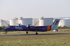Flybe G-JEDU BHD 16/05/19 (ethana23) Tags: planes aviation aircraft airplane aeroplane avgeek flybe bombardier dash8 q400