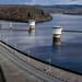 Gileppe dam and lake