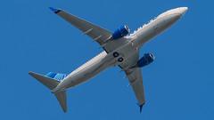 N37267 (gankp) Tags: unitedairlines outwiththegoldinwiththeblue washingtondullesinternationalairport iad n37267