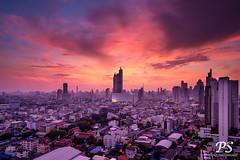 17may19morning-2 (Paniwat) Tags: morning cityscape dawn bangkok thailand fujifilm xt100