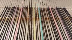 Front heddle. Rosepath. (Sweet Annie Woods) Tags: