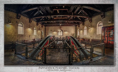 Papplewick Pumping Station : Super-Panorama (setsuyostar) Tags: papplewickpumpingstation superpanorama djiosmomobileii samsunggalaxys7 phonepics spring2019 may2019 topazstudio kenhawley explored inexplore