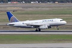 N825UA - 1999 build Airbus A319-131, arriving on Runway 08R at Houston (egcc) Tags: 4025 980 a319 a319131 airbus bush houston iah intercontinental kiah lightroom n825ua staralliance texas ua ual united unitedairlines