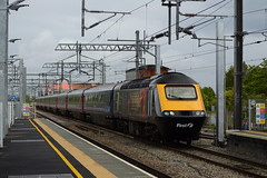 Great Western Railway 43172+43185 (hassaanhc) Tags: greatwesternrailway gwr gwml firstgroup hst southall southallstation