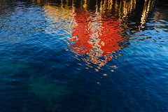 20180828-Canon EOS 6D-5616 (Bartek Rozanski) Tags: nordland norway lofoten fishing water reflection arctic sea moskenesoya morning rorbu cabin red å moskenesøya norge noreg