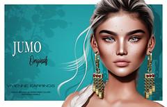 Viviene Earrings (junemonteiro) Tags: jumo originals chic glamour jewelry earrings gold