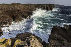 DSC_2747.12 (paolacincotti) Tags: panorami panorama sea landscape costa onde sardegna santioco calasetta mare rocce roccia