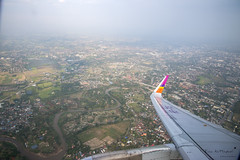 DSC_9792 (Kan_Rattaphol) Tags: aircraft airplane airbus a320 airlines a320232 thaismile we hstxs