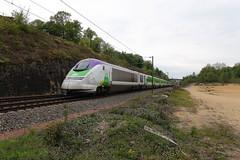 Izy 3224/3213 (Thomas-60) Tags: tgv izy tmst eurostar ferroviaire train