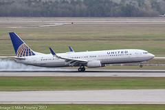 N37470 - 2013 build Boeing B737-924ER, smoky arrival on Runway 08R at Houston (egcc) Tags: 0470 37099 4392 b737 b737900 b737900er b737924er b737ng boeing boeing737 boeing737900er bush houston iah intercontinental kiah lightroom n37470 staralliance texas ua ual united unitedairlines