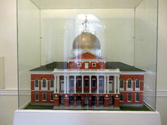 IMG_3344 (Autistic Reality) Tags: model statehouse state house statecapitol massachusettsstatehouse suffolkcounty ma massachusetts commonwealthofmassachusetts unitedstates unitedstatesofamerica usa us america newengland history historiclandmark americana landmark government offices governmentoffices stategovernment architecture building structure statehousemodel inside interior indoors