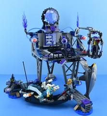 LEGO 70172 AntiMatter's Portal Hideout (Alex THELEGOFAN) Tags: lego legography minifigure minifigures minifig minifigurine minifigs minifigurines 70172 antimatter portal hideout ultra agents set review