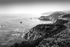 Big Sur B&W (NormFox) Tags: america art bw bnw beach bigsur blackandwhite blackandwhiteartistry california cliff clouds colors darkart digart digitalfineart digitalphotography fineart fineartphotography grass highway1 landscape mono monoart monochromatic monochrome mood normfoxphotography ocean outdoor pacific pacificcoasthighway pacificocean photography photographyart photonerds point pointlobos quite rocks rural sea senic serene sky spring usa unitedstates water waves seascape carmel unitedstatesofamerica