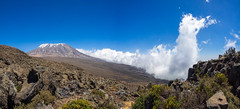 Kibo view, Kilimanjaro NP, Tanzania (Amdelsur) Tags: parcdukilimandjaro continentsetpays tanzanie afrique africa kilimanjaronationalpark tz tza tanzania kilimandjaro