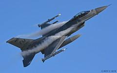 85-1487 F-16C FIGHTING FALCON USAF (Apple Bowl) Tags: 851487 f16c fighting falcon united states air force homestead sharks makos raf lakenheath