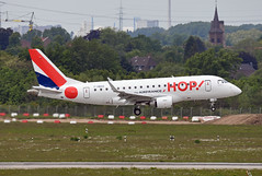 HOP! Embraer ERJ-170STD F-HBXD (EK056) Tags: hop embraer erj170std fhbxd düsseldorf airport