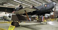 N540 EASTCHURCH KITTEN REPLICA YORKSHIRE AIR MUSEUM ELVINGTON (toowoomba surfer) Tags: aviation aircraft aeroplane museum airmuseum aviationmuseum