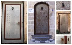kapılar / eski antep evleri