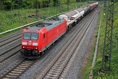 Duisburg Lotharstrasse 17-05-2019 (Spoorfoto.nl) Tags: db ralion niag thyssenkrup brohltal eisenbahn eurocargorail falns spoorwegen trein treinen güterzug staaltrein mack g1206 g1000 br186 br185 br198 brt232 ludmilla hectorail captrain rbh br 193 vectron unitcargo br247 br151 br203 247026 rts schroot containerzug containertrein cfhemion railpro stahlzug