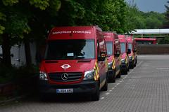 TfL Buses (John A King) Tags: buses incident response eltham
