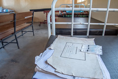 Newly opened women's ward (Go Zambia) Tags: africa zambia healthcare