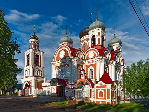 Kozmodemyansk 8 ©  Alexxx Malev