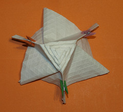 8-Himalayan summit molecule (mganans) Tags: origami tessellation