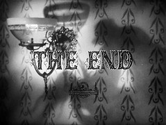 THE END (Dill Pixels (THE ORIGINAL)) Tags: theend endtitle film movie cinema hollywood classic bw