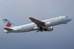 C-GKOD (LAXSPOTTER97) Tags: air canada airbus a320 a320200 cgkod cn 1864 aviation airport airplane cyvr