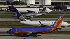 N232WN_FLL_Taxiing_Out (MAB757200) Tags: southwestairlines b7377h4 n232wn aircraft airplane airlines airport jetliner fll kfll boeing fortlauderdalehollywoodinternationalairport taxiing