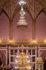 Phra Vihara, Wat Ratchabophit (aey.somsawat) Tags: architecture bangkok buddhastatue buddhisttemple temple thaiarchitecture thailand vihara wat watratchabophit westernthaiarchitecture