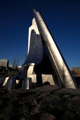 Iceberg (Cindy's Here) Tags: iceberg sculpture canadianmuseumofnature ottawa ontario canada canon outdoorart aworkofart 52in2019challenge 34