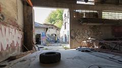 Sog (ostplp) Tags: exploration vintage ancien abandon abandonné électricité usine industriel industrie friche oublié forgotten decay urbex acierie steel mill graff graffiti tag