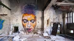 Wiza (ostplp) Tags: exploration vintage ancien abandon abandonné électricité usine industriel industrie friche oublié forgotten decay urbex acierie steel mill graff graffiti tag