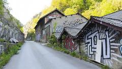 Syren (ostplp) Tags: exploration vintage ancien abandon abandonné électricité usine industriel industrie friche oublié forgotten decay urbex acierie steel mill graff graffiti tag