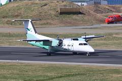LN-WIM Bodø 02/05/19 (Andy Vass Aviation) Tags: bodø dhc8 wideroe lnwim