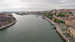 Biskaya-Brücke / Biskaya-Bridge # 8 (schreibtnix on'n off) Tags: reisen travelling europa europe spanien spain portugalete brücke bridge biskayabrücke biskayabridge olympuse5 schreibtnix